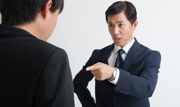 上司が苦手で ストレス。上司の顔を見ると吐き気するという場合の対処法